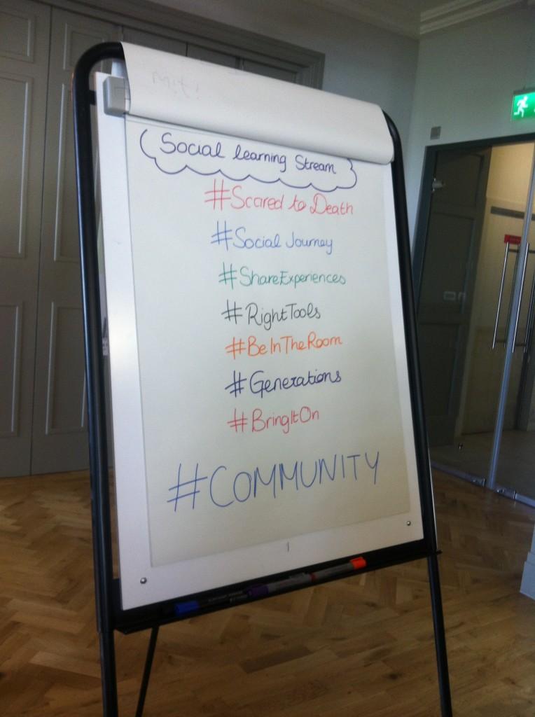 Presentation #Hashtag
