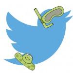 Twitter Swimming